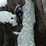 The Ice is in and the Climbing is Spectacular