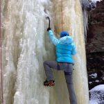 Champney Falls Ice Climbing (Craig John)