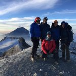 Summit of Ixta - All Smiles