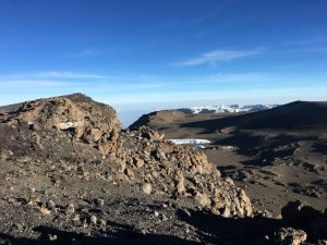 Summit of Kili (photo: Dustin Balderach)