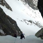 Pinnacle Gully on Mt. W (Matt Shove)