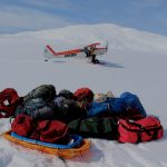 Looking West Towards Mt Wrangell (Paul Claus)