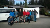 Feel the Stoke! First IMG Rainier Crew of 2017 (Robert Jantzen)