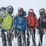 An earned summit photo. (Austin Shannon)