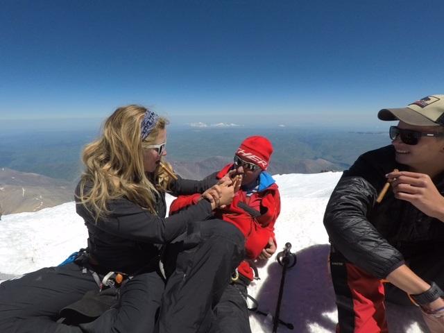 Cigars On The Summit.