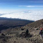 Descending into the clouds (Dustin Balderach)