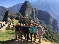 Group Shot, Machu Picchu (Peter Anderson
