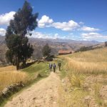 Acclimatization hike. (Betsy Dain-Owens)