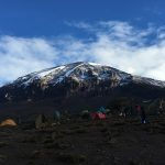 Kili and Karanga Camp (Dustin Balderach)