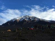 Kili and Karanga Camp (Dustin Balderach)