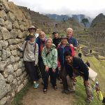 Salkantay Team At Machu Picchu (Charlotte Austin)