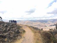 Team Enjoys Views on their Sacred Valley Tour (Charlotte Austin)