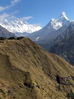 Ama Dablam, Lhotse and Everest (Austin Shannon)
