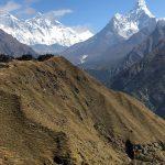 Ama Dablam, Lhotse and Everest (Austin Shannon)