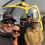 Boarding the Helicopter to Lukla (Austin Shannon)