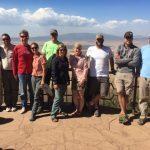 Group at Ngorongoro Crater Overlook (Dustin Balderach)