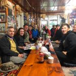 Happy to be in Lukla, Time to eat! (Ang Pasang Sherpa)