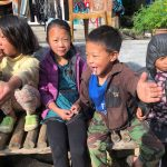 High Fives for the IMG Teams in the Khumbu Valley (Austin Shannon)