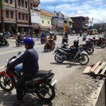 Streets of Timika