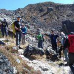 Trekking to Thagnak (Phinjo Sherpa)