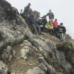 At the Top of Imbabura