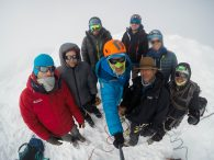 Cayambe Summit (Matt O'Bryan)