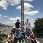 Team on the Equator