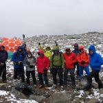 Aconcagua Team at C1 (Nickel Wood)