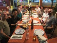 Dinner in Mendoza (Luke Reilly)