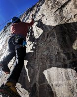 Getting Technical on Some Fun-In-The-Sun Dry Tooling (Eric Remza)