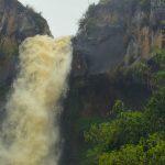 Water fall in Ecuador (Emily Johnston)