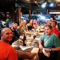 Dinner in Mendoza (Eric Remza)