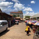 Market in Moshi (Tye Chapman)