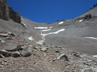 Route Above Camp 1 (Peter Bilodeau)