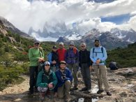 Team Saying Good-Bye to Patagonia (Dustin Balderach)