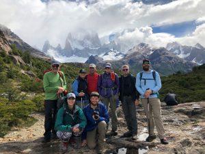 Team Saying Good-Bye to Patagonia (Dustin Balderach)