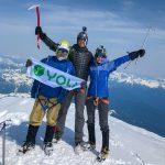 Celebrating on the Summit (Darren Falter)