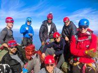 PMG & ARCO/Murray Team Summits Shuksan (Harry Hamlin)