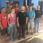 2018 Carstensz Team in Timika (Jonathan Schrock)