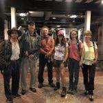 3X2 and Ama Dablam Team leaving KTM for Lukla (Ang Jangbu Sherpa)