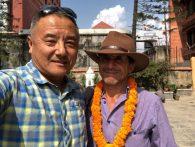 Ang Jangbu Sherpa and Romulo Cardenas (Ang Jangbu Sherpa)
