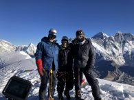 2018 Ama Dablam Summits (Sherpa Fura)