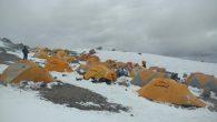 Aconcagua Camp 2 (Robert Jantzen)