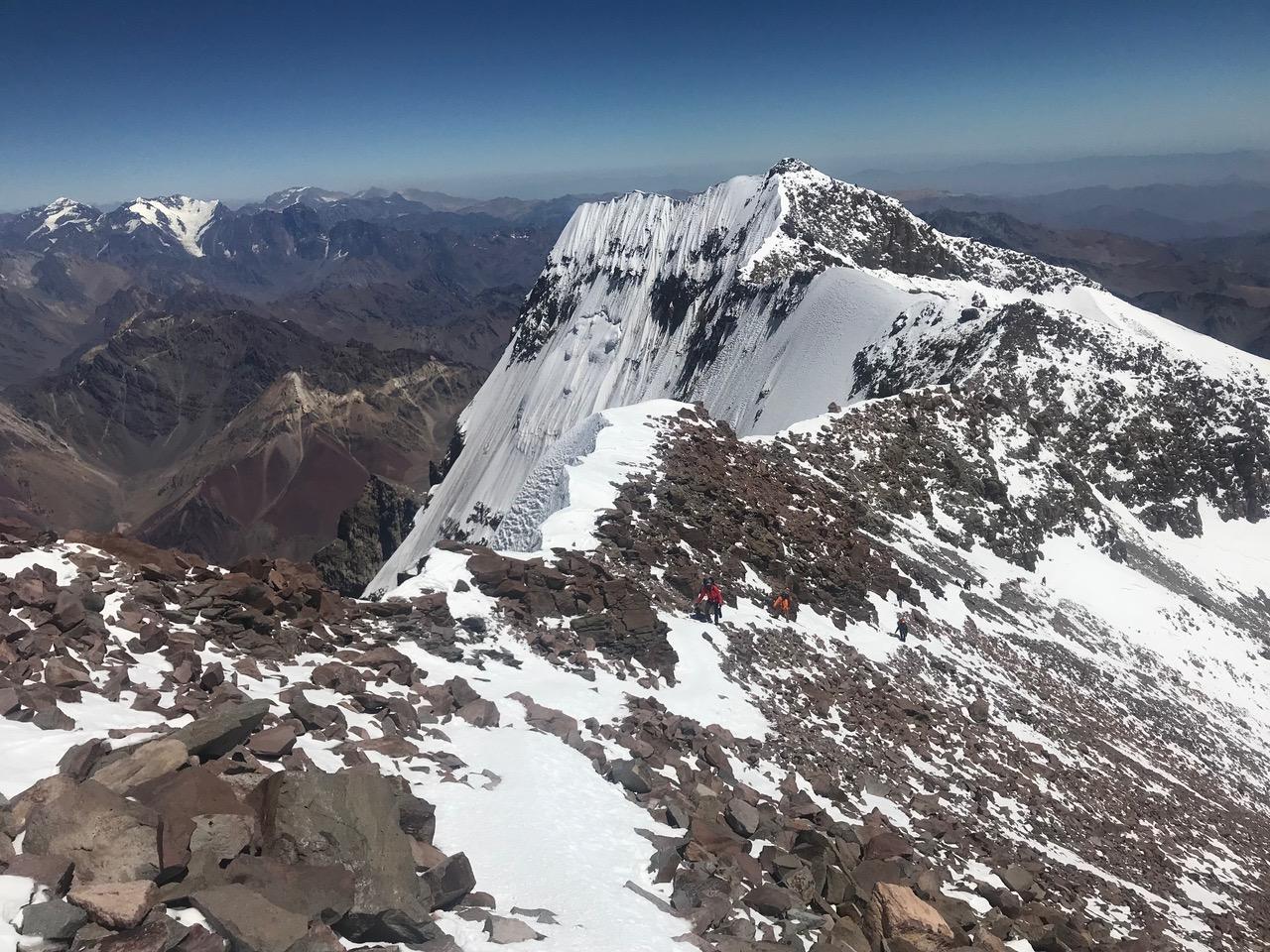 Aconcagua Summit!  IMG blog