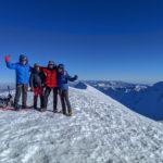 Illimani Summit (Harry Hamlin)