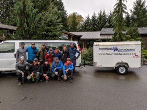 Last Rainier team of 2019! (Robert Jantzen)