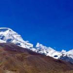 Cho Oyu from above Base Camp (Phunuru Sherpa)