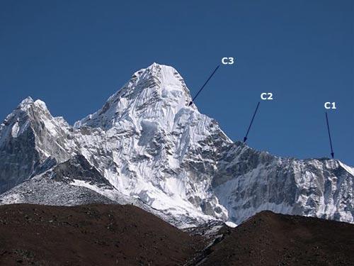 Ama Dablam (Phunru Sherpa)