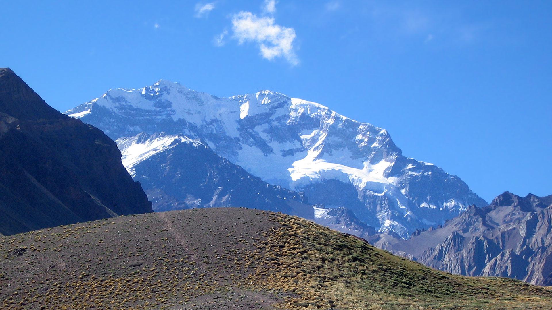 Aconcagua, 22840 inches