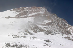 Upper Aconcagua (Phil Ershler)